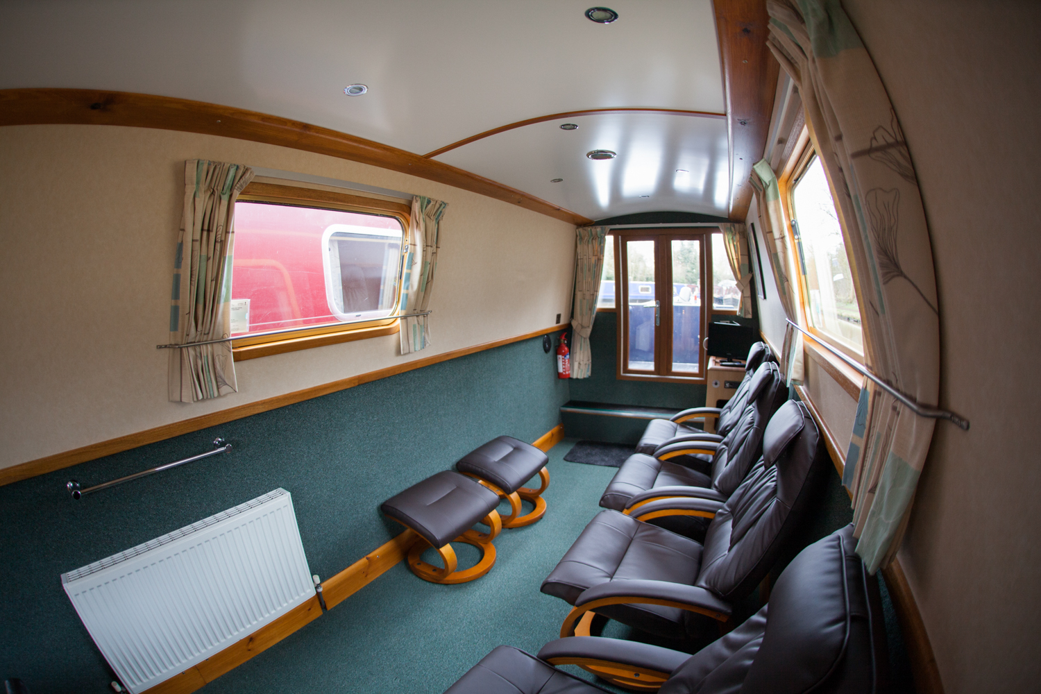 canal boat virtual tours